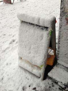 クライマーは雪にも負けない!!
