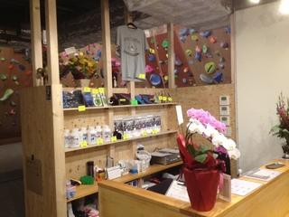 APEXクライミングジム新宿店-開店祝い
